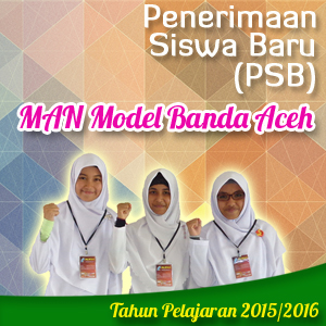 PSB MAN Model Banda Aceh-Reg